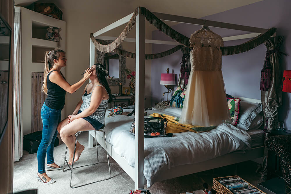elopement weddings in cornwall - 3