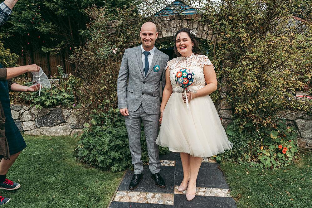elopement weddings in cornwall - 32