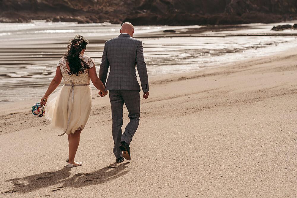 elopement weddings in cornwall - 45
