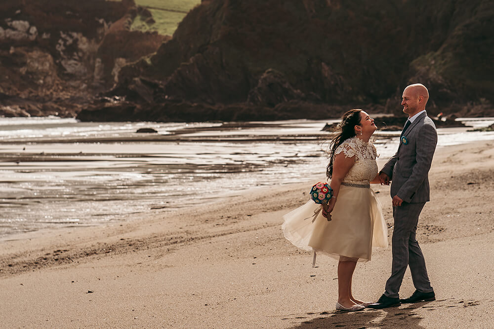 elopement weddings in cornwall - 47