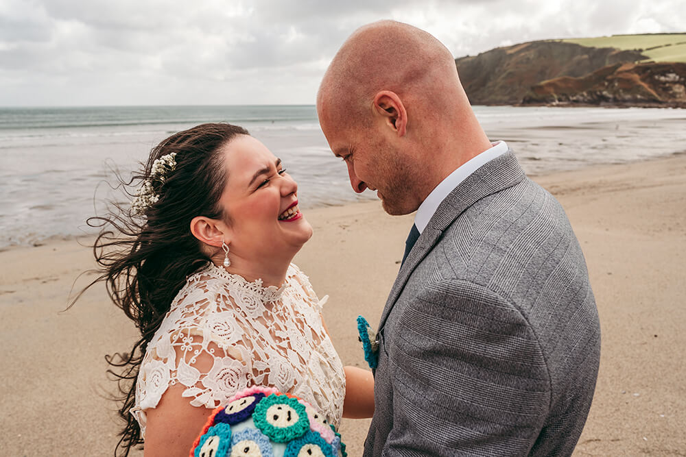 elopement weddings in cornwall - 49