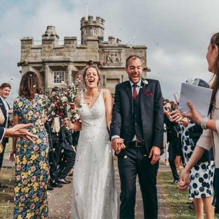 Wedding Photographer Cornwall - Pendennis Castle, Falmouth