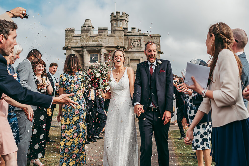 best pendennis castle wedding photography - 26