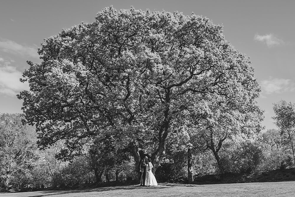 best lanhydrock hotel and golf club wedding photography - 38