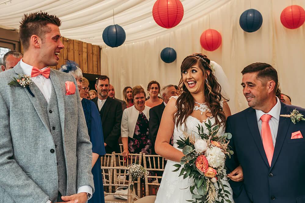 best trevenna barns wedding photography - 8