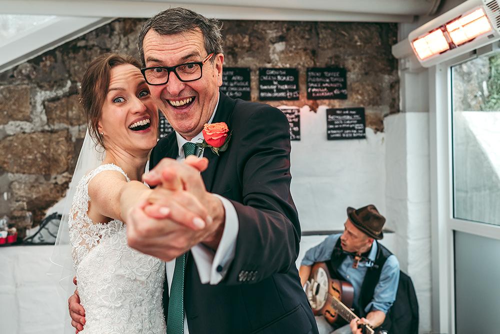 best porthgwidden beach cafe wedding photography - 90