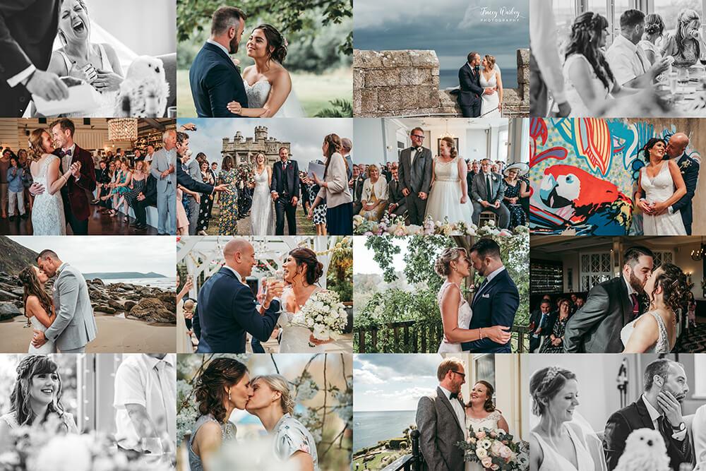 best of wedding photography devon cornwall 2019