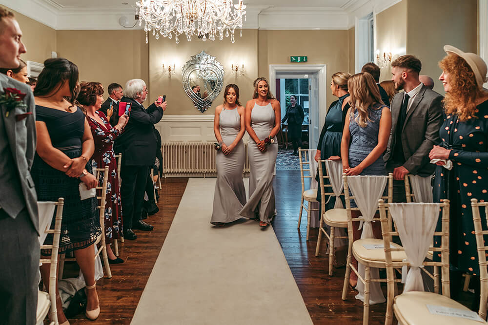 st elizabeth's house wedding plympton - Image 19