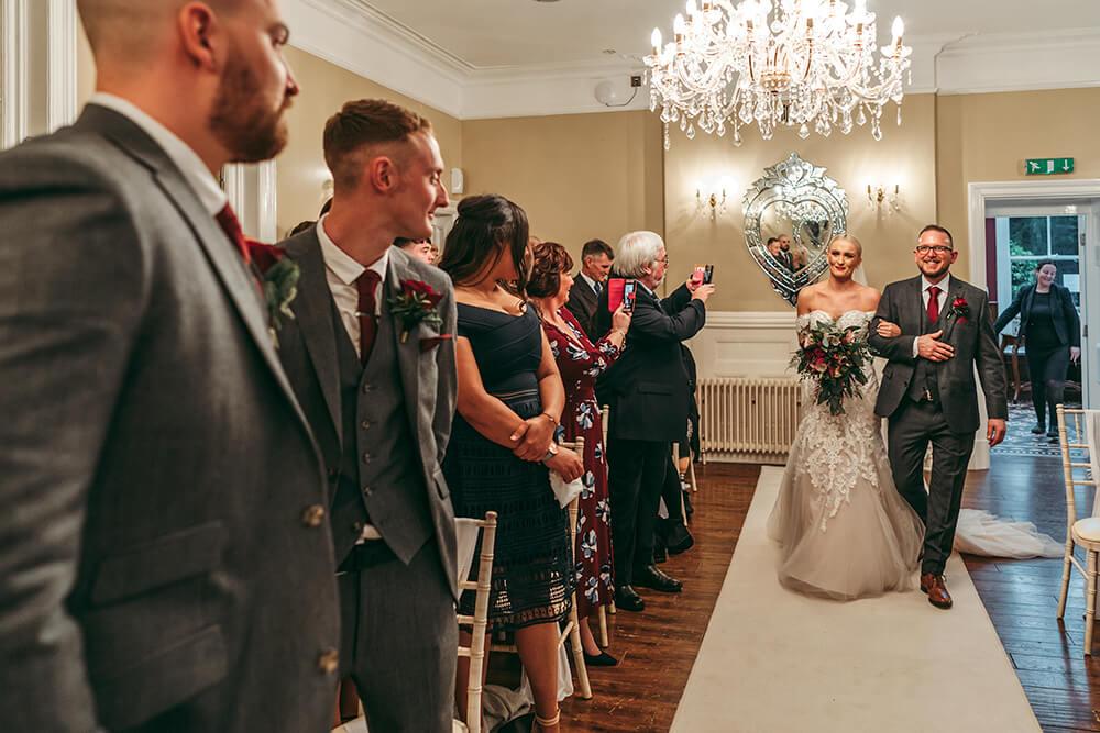 st elizabeth's house wedding plympton - Image 20