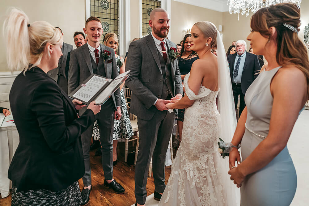 st elizabeth's house wedding plympton - Image 30