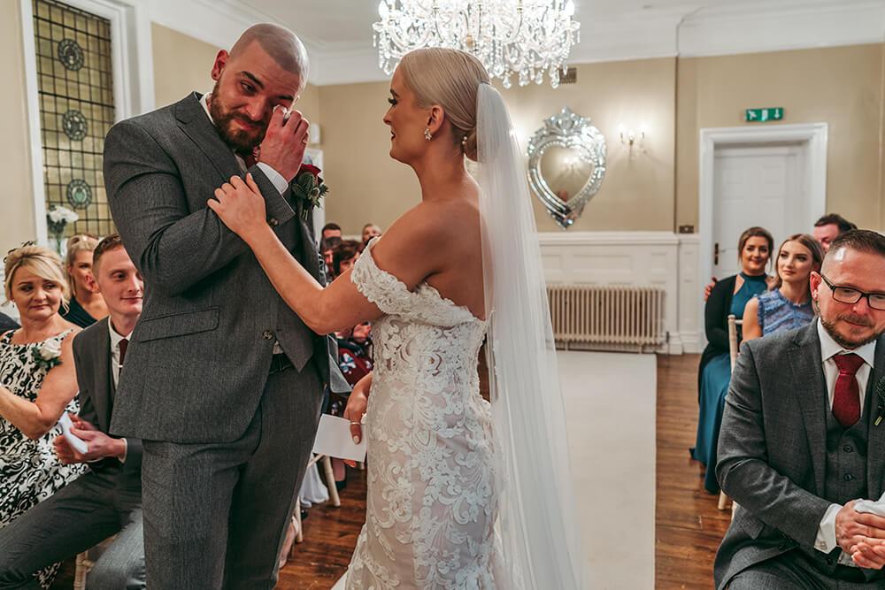 st elizabeth's house wedding plympton - Image 34