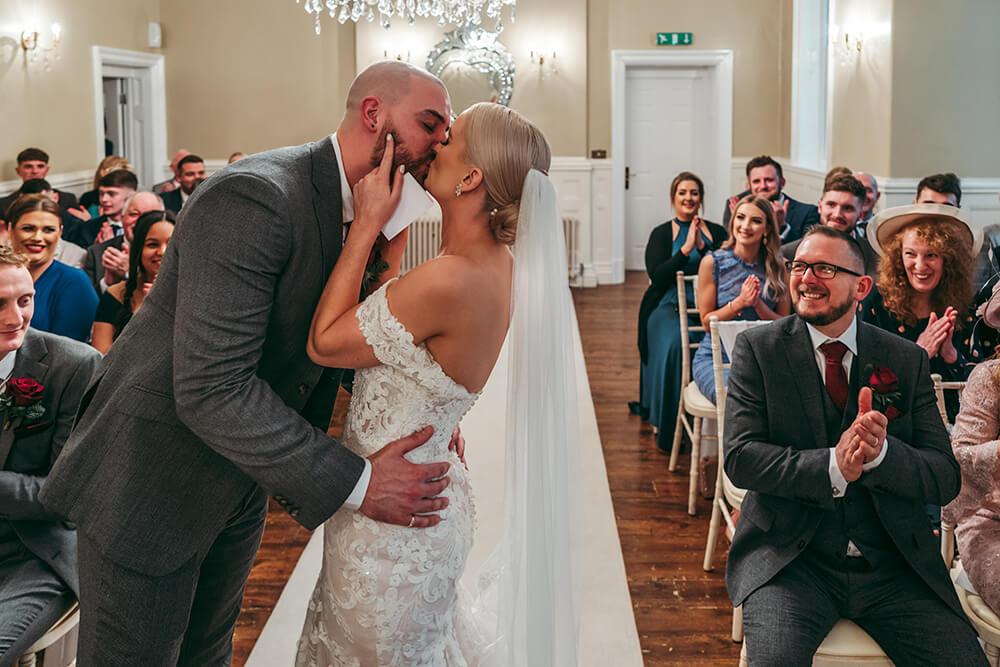 st elizabeth's house wedding plympton - Image 39