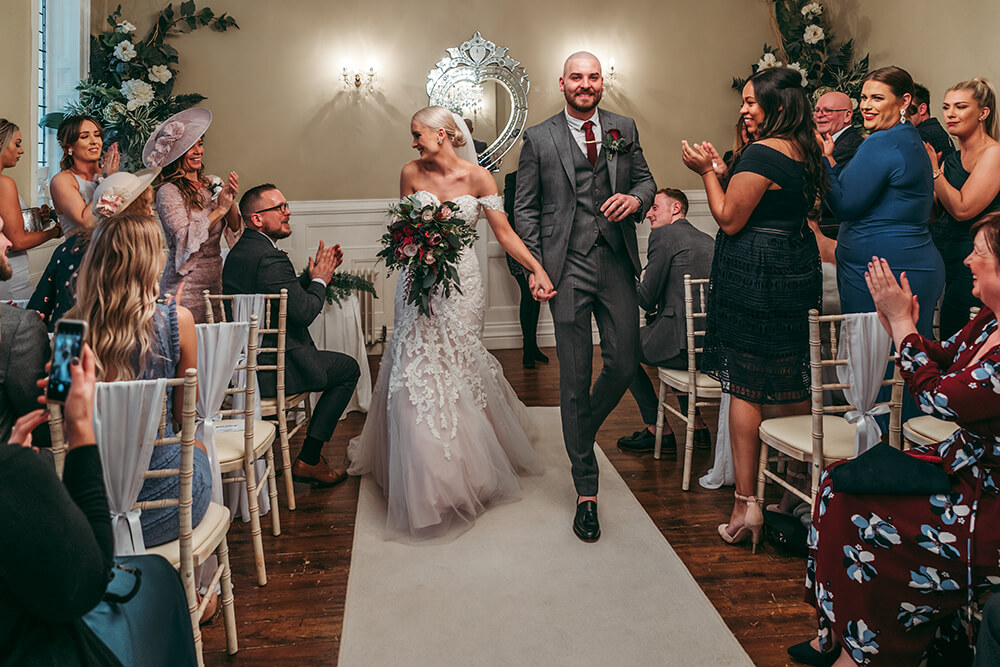 st elizabeth's house wedding plympton - Image 42