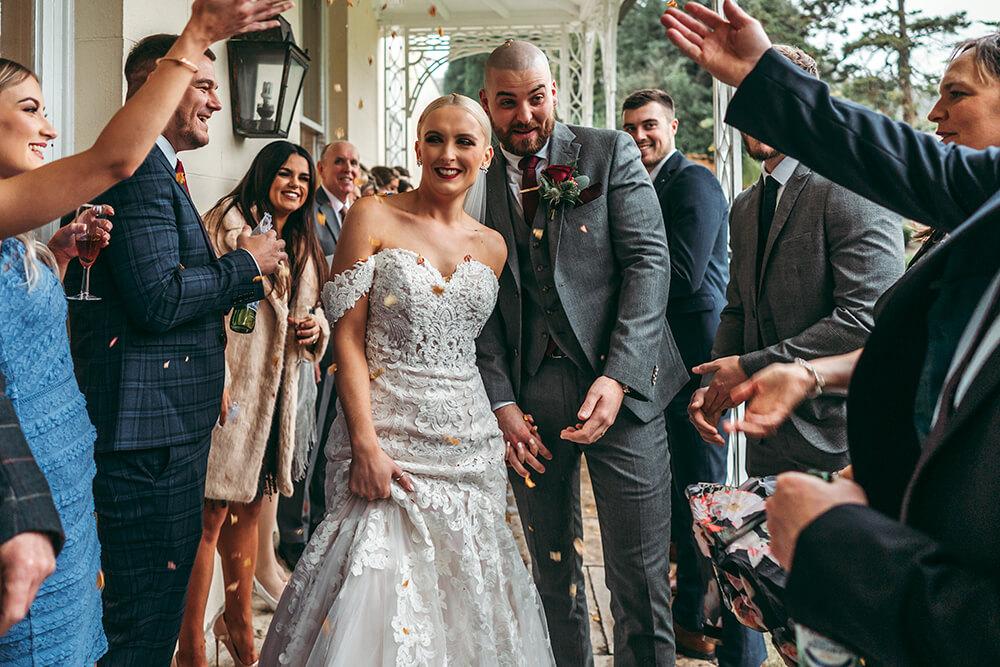 st elizabeth's house wedding plympton - Image 48