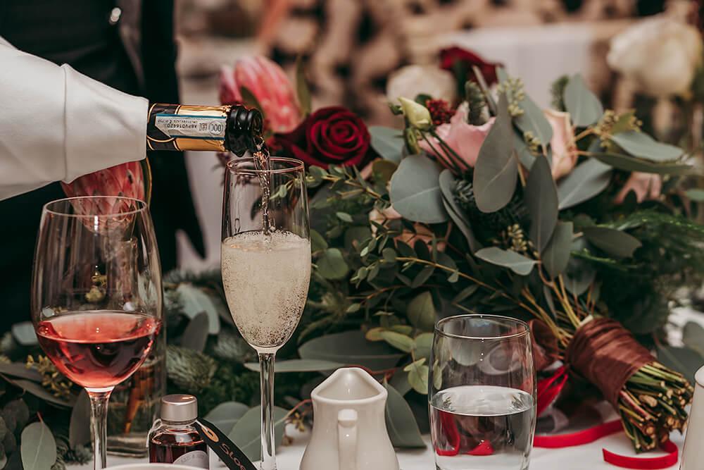 st elizabeth's house wedding plympton - Image 54
