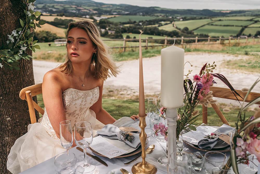 cornwall farm wedding photography photo shoot image 16