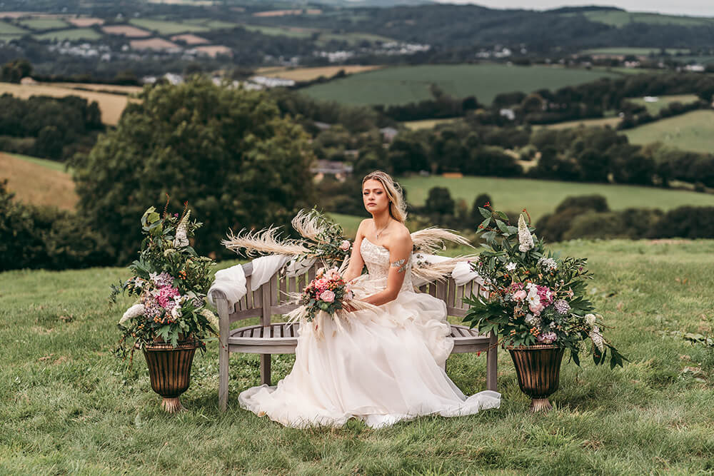 cornwall farm wedding photography photo shoot image 17