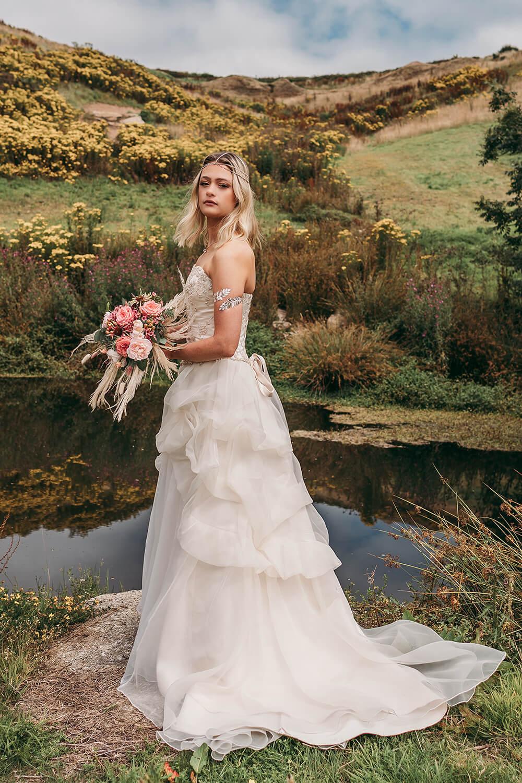 cornwall farm wedding photography photo shoot image 26