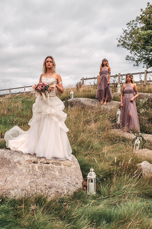 cornwall farm wedding photography photo shoot image 28