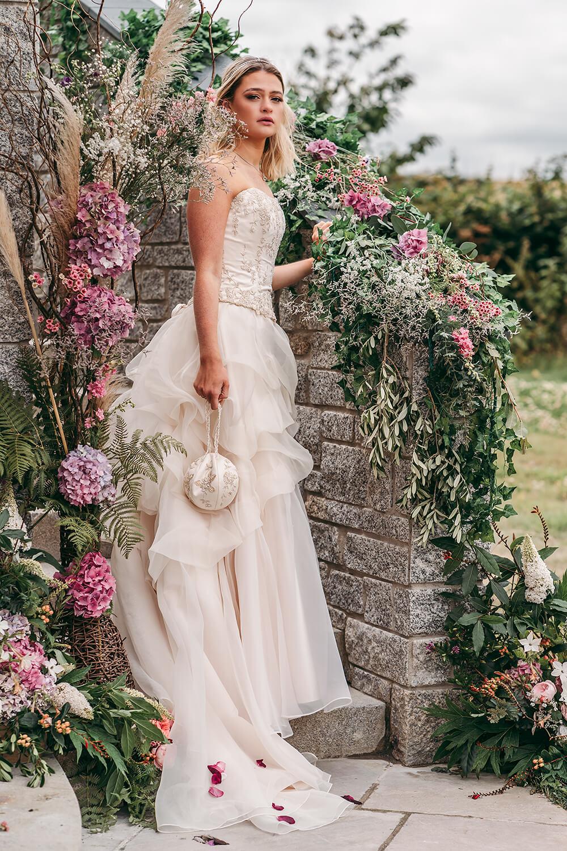 cornwall farm wedding photography photo shoot image 30