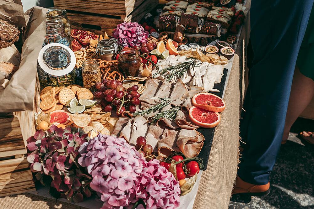 trebah garden weddings falmouth